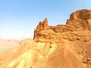 desert sandandsun