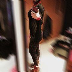 mirror leggings