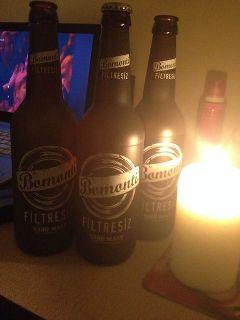 bomonti beer bira