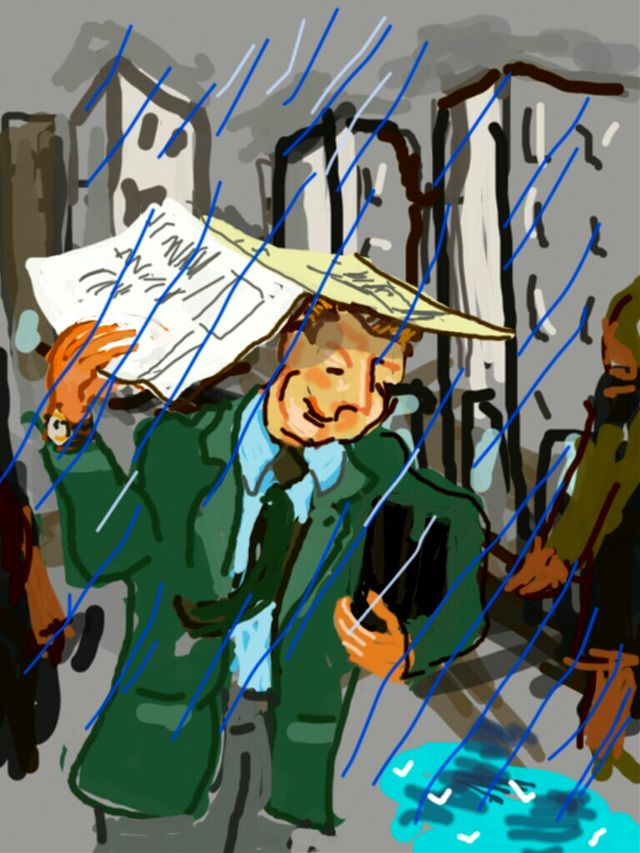 umbrella drawings