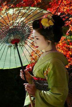 japan geisha kimono beautiful