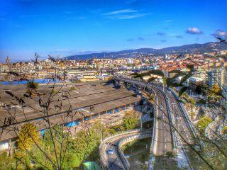 landscape travel photography hdr city