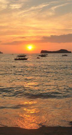 sun sunset philippines zambales