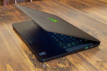 laptop blade razer gaming gamer
