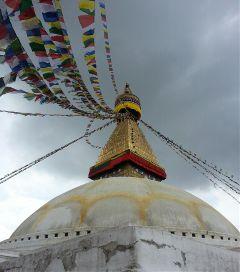 nepal boudhanath world heritage