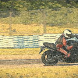 motorcykel trackday