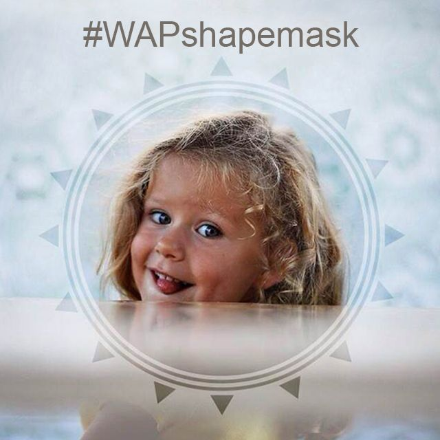 shape mask photo editing contest