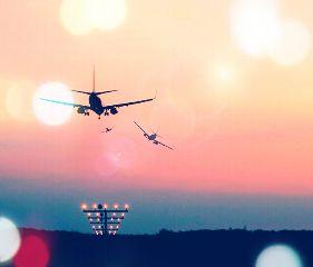 travel plain fly aeropuerto airport