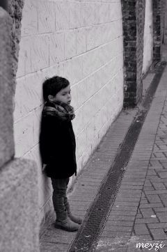 people emotions photography baby black & white