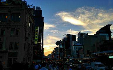 byebyesummer kyoto photography sunset