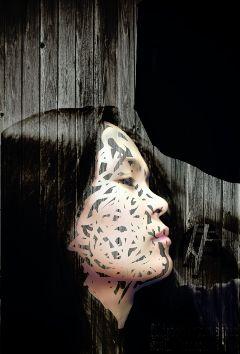 shapemask artlines arts wallpaper blackandwhite