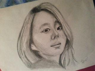 art drawing pencilart people music