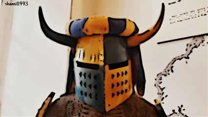 wapcartoonizer knight medieval hdr