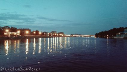 photography travel saintpetersburg night