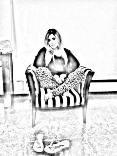 blackandwhite photo efect