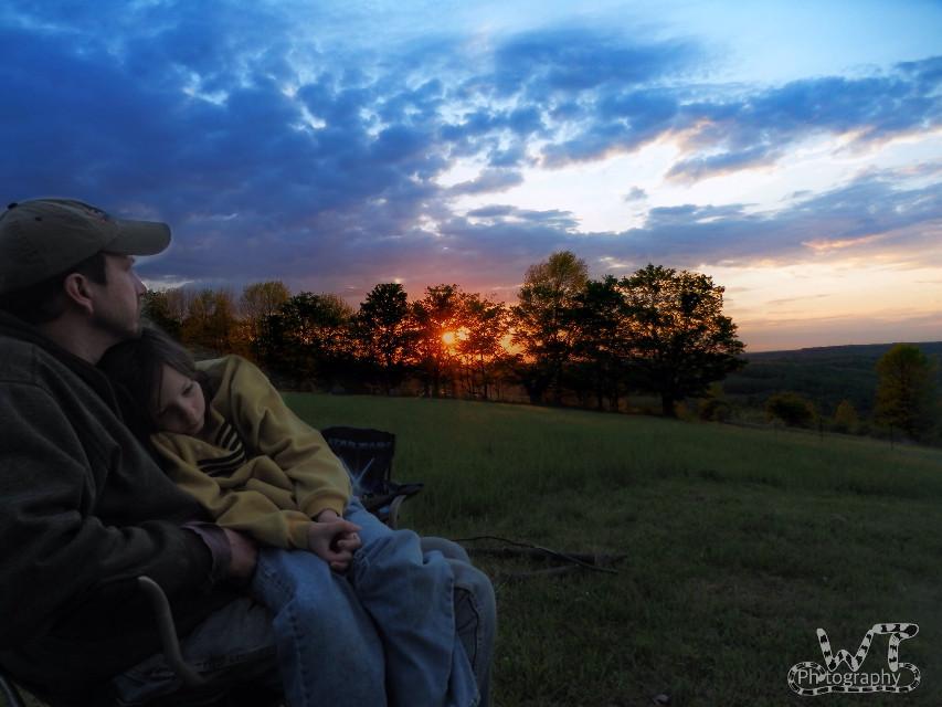 #love #emotions #sunrise #myfamily #people