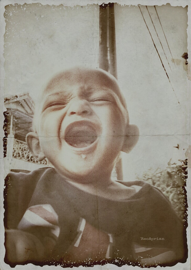 #laugh 'Arga' #love... #wappapereffect #funnyface #family
