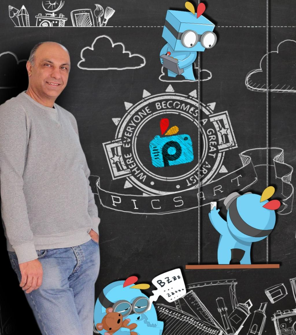 PicsArt -  the largest network of creatives